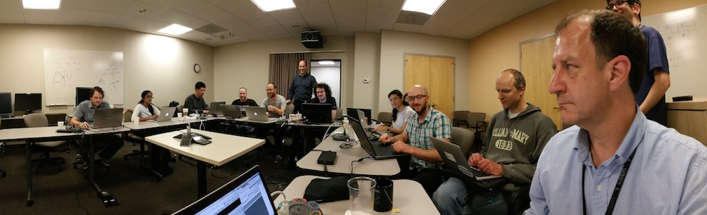 MIWS Hackfest at BWH